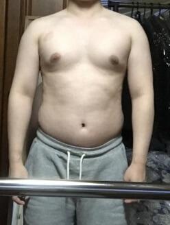 ダイエット開始75kg