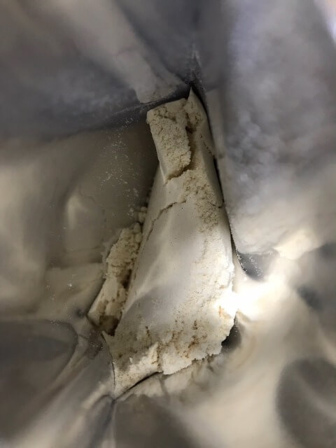 マイプロテインストロベリークリーム粉の匂い